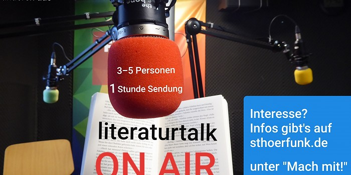 literaturtalk ON AIR